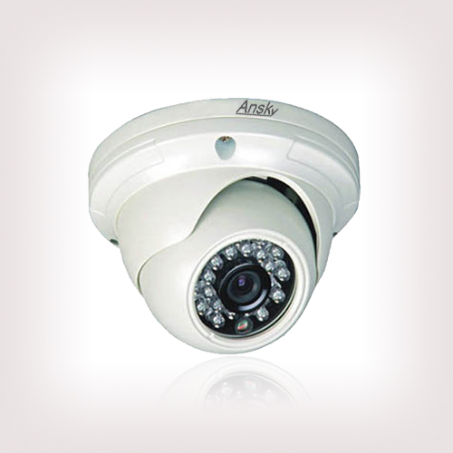 700TVL Metal Dome Camera